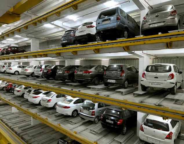 Application-Multilevel-Car-Parking-Systems