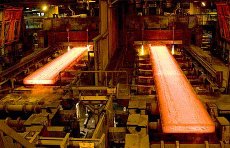 Application-Steel-Process-Industry