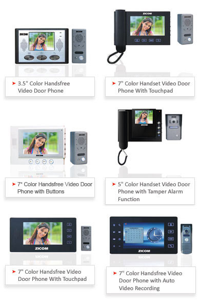Video Door Phone Solutions Service Provider Distributor