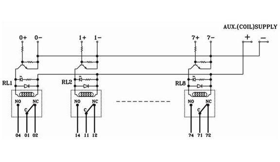 Groovy Low Current Relay Basic Electronics Wiring Diagram Wiring Database Gramgelartorg