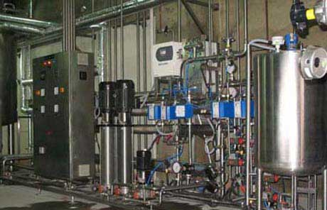 Purified Water Generation Plant Automation Solution